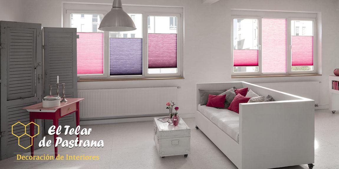 instalar cortinas duette