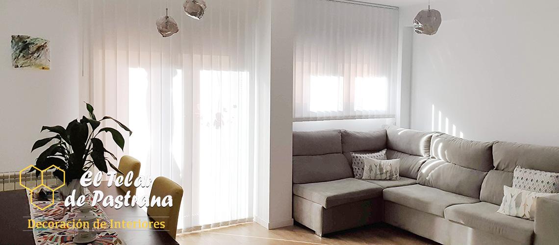 imágenes de cortinas verticales
