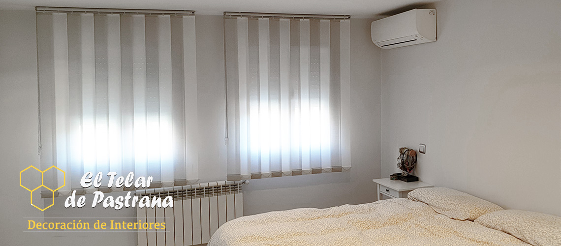 cortinas para habitaciones matrimonio