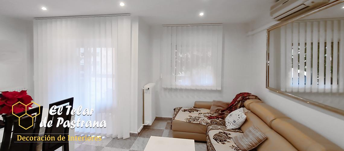 verticales cortinas