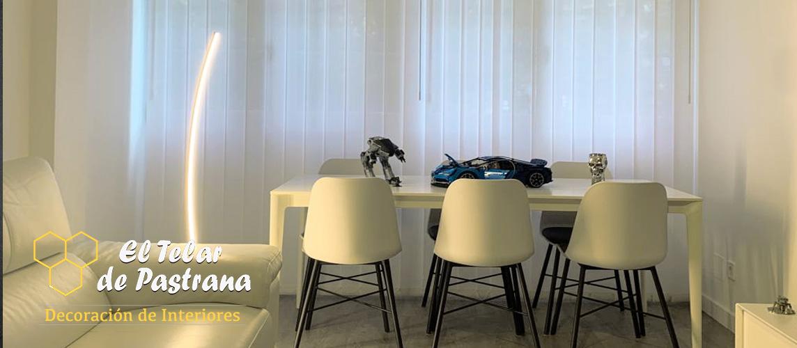 instalacion de cortinas verticales en leganes