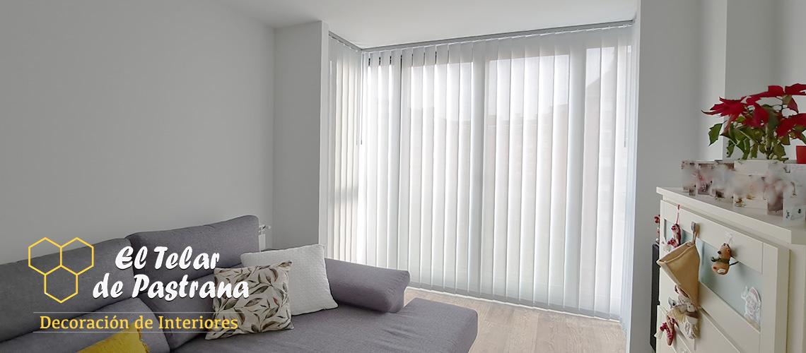 cortinas verticales preicio rebajado