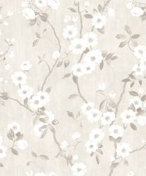 DELICACY SPRING FLOWER BLANC / GRIS
