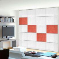 paneles japoneses tejido BR