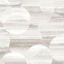 Detalles papel circulos beige y gris